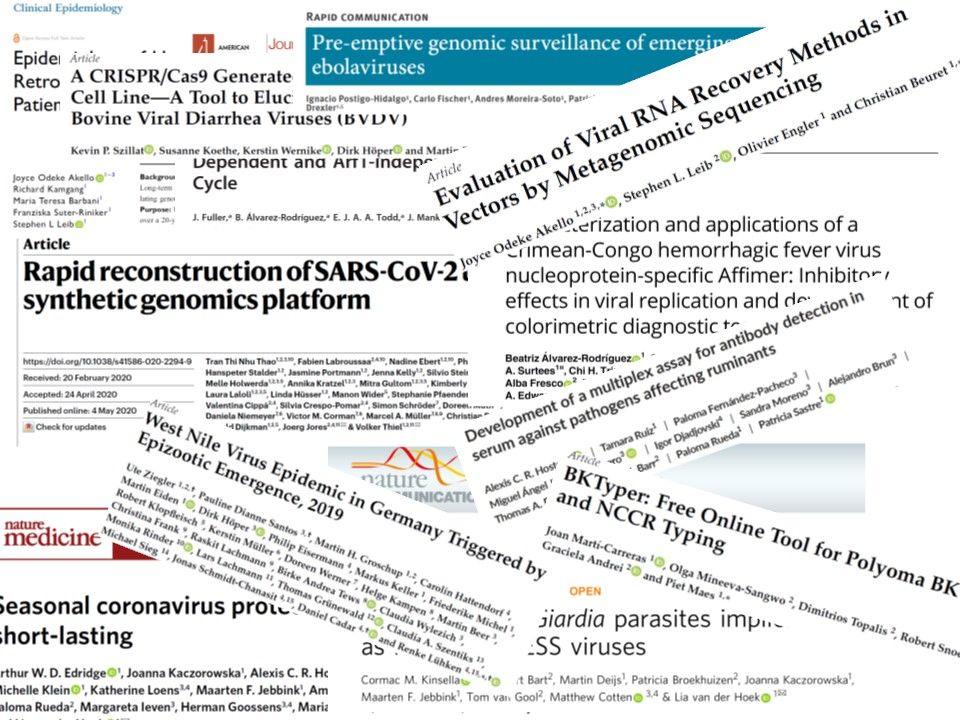 Compilatie van Journals 2020