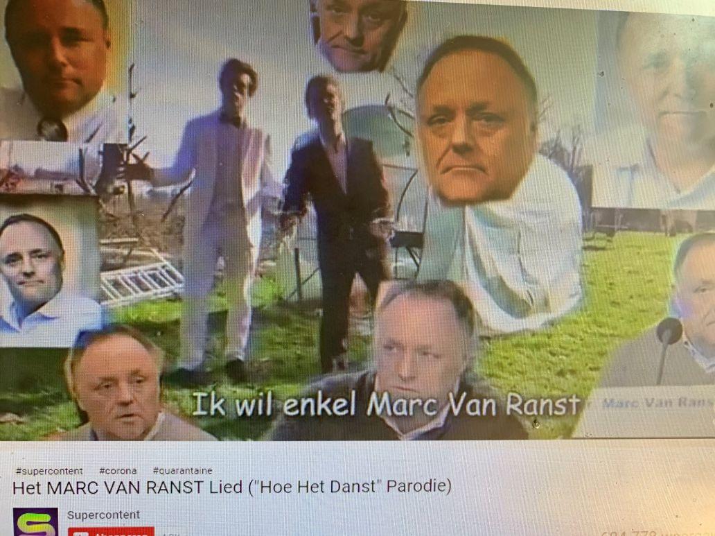 Mark van Ranst lied